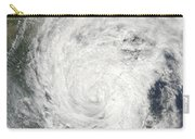 Tropical Storm Muifa Over China Carry-all Pouch
