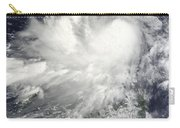 Tropical Storm Nock-ten Carry-all Pouch