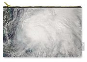 Tropical Storm Noel Over The Bahamas Carry-all Pouch