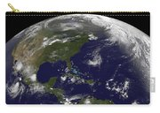 Tropical Storms On Planet Earth Carry-all Pouch