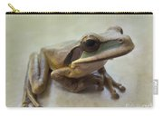 Tropical Tree Frog II Carry-all Pouch