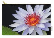 Tropical Waterlily Carry-all Pouch