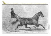 Trotting Horse, 1861 Carry-all Pouch