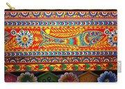 Truck Art Detail Carry-all Pouch