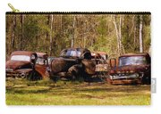 Truck Graveyard Carry-all Pouch