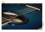 True Blue Acoustic Guitar Carry-all Pouch