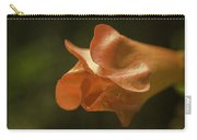 Trumpet Vine Bud Carry-all Pouch