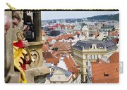 Trumpeter - Prague Old Town Square Carry-all Pouch