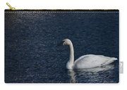 Trumpeter Swan Carry-all Pouch