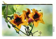 Trumpeting Spring Carry-all Pouch
