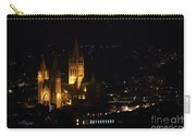 Truro Cathedral Illuminated Carry-all Pouch