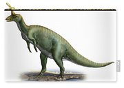 Tsintaosaurus Spinorhinus Carry-all Pouch