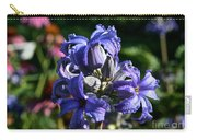 Tube Clematis Blossoms Carry-all Pouch