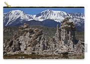 Tufa At Mono Lake California Carry-all Pouch