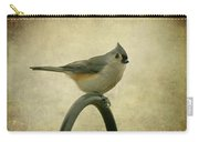 Tufted Titmouse II Carry-all Pouch
