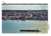 Tugboat On The Hudson Carry-all Pouch