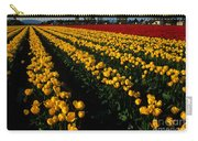 Tulip Fields Forever Carry-all Pouch