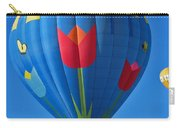 Tulip Hot Air Balloon Carry-all Pouch