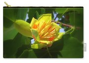 Tulip Poplar Flower Carry-all Pouch