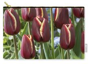 Tulip Tulipa Sp Key West Variety Flowers Carry-all Pouch