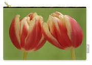 Tulip Tulipa Sp Pair, Hoogeloon Carry-all Pouch