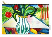 Tulips And A Pear Carry-all Pouch