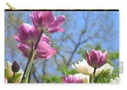 Tulips In The Sun Carry-all Pouch