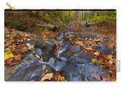 Tumbling Leaves Carry-all Pouch