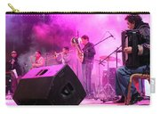 Turab Band At 1st Nativity International Christmas Festival Carry-all Pouch