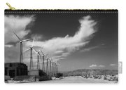 Turbine Town Palm Springs Carry-all Pouch
