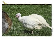 Turkey And The Chopping Block Carry-all Pouch