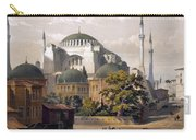 Turkey: Hagia Sophia, 1852 Carry-all Pouch