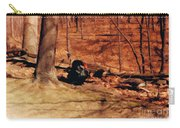 Turkey In The Wild Carry-all Pouch