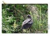 Turkey Vulture - Buzzard Carry-all Pouch by EricaMaxine  Price