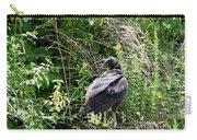 Black Vulture - Buzzard Carry-all Pouch