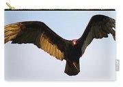 Turkey Vulture Evening Flight Carry-all Pouch
