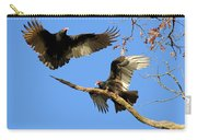 Turkey Vultures Carry-all Pouch
