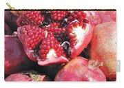 Turkish Pomegrants Carry-all Pouch