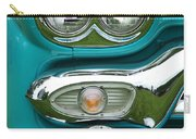 Turquoise Headlight Carry-all Pouch