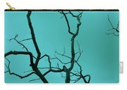Turquoise Sky Carry-all Pouch