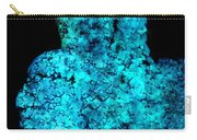 Turquoise Stone Nature Protection Carry-all Pouch
