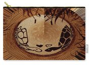 Turtles Love Digital Artwork Carry-all Pouch