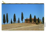 Tuscan House  I Cipressini/italy/europe  Carry-all Pouch
