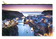 Twilight Glow Staithes Carry-all Pouch