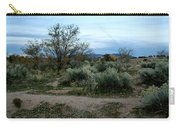 Twilight Near Santa Fe Carry-all Pouch