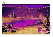 Twilight On La Push Beach Carry-all Pouch