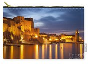 Twilight Over Collioure Carry-all Pouch