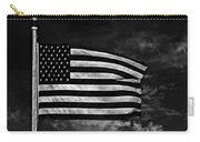Twilight's Last Gleaming Bw Carry-all Pouch by David Dehner