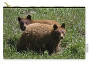 Twin Cubs Carry-all Pouch