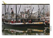 Twin Fishing Boats Carry-all Pouch